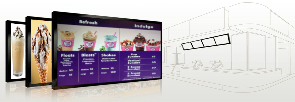 Digital Signage BIZ